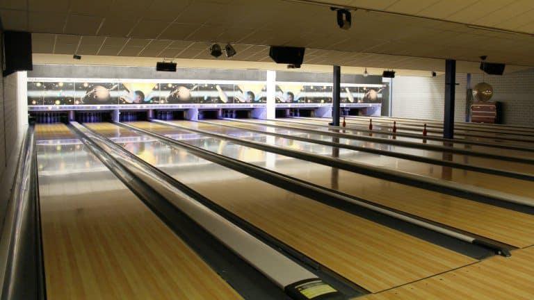 Bowlingbaan van Fletcher Resort-Hotel Zutphen in Zutphen, Gelderland, Nederland