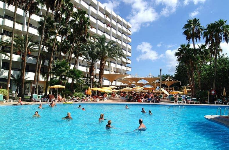 Bull Hotel Eugenia Victoria & Spa in Playa del Inglés, Gran Canaria, Spanje