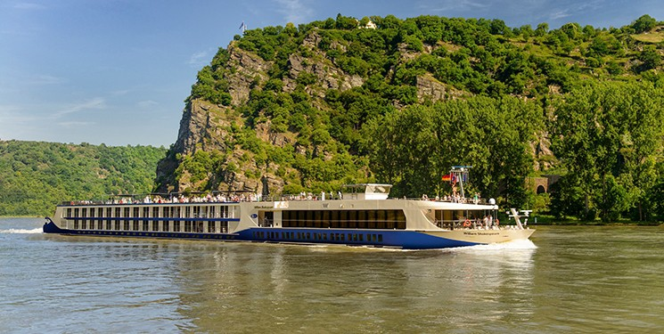 Cruiseschip MS William Shakespeare