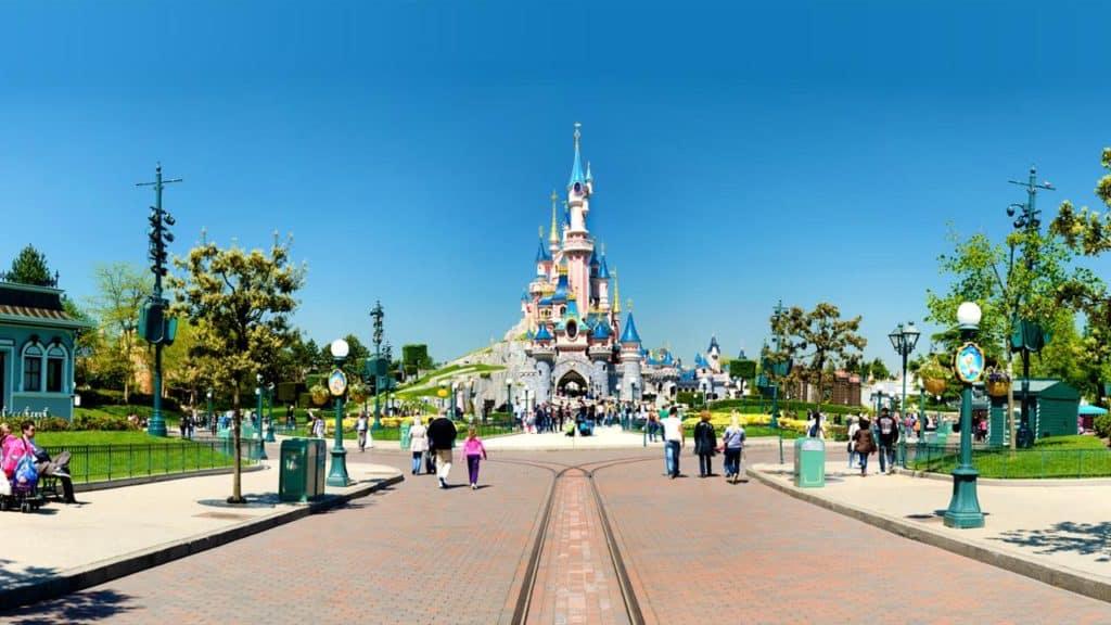 Disneyland Parijs in Parijs, Frankrijk