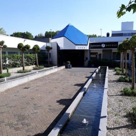 Fletcher Resort-Hotel Zutphen in Zutphen, Gelderland, Nederland