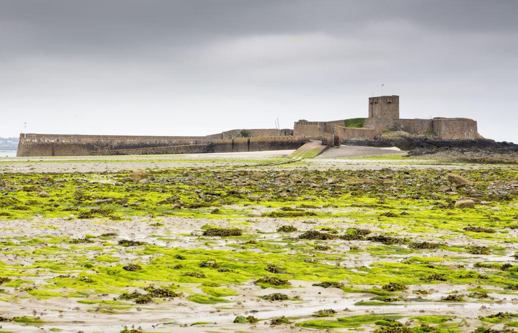 Fort van Saint Aubin op Jersey