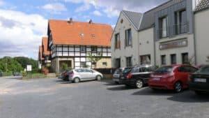 Hotel Bismarckhöhe in Tecklenburg, Noordrijn-Westfalen, Duitsland
