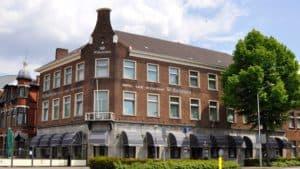 Hotel Cafe Restaurant Wilhelmina in Venlo, Limburg, Nederland
