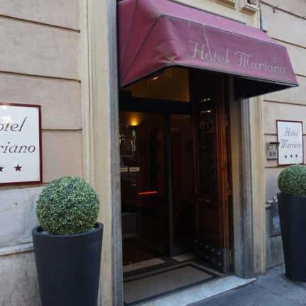 Hotel Mariano in Rome, Latium, Italië