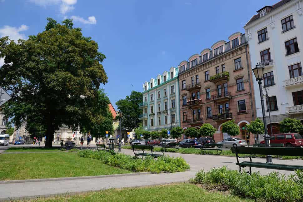 Hotel Matejko in Krakau, Klein-Polen, Polen