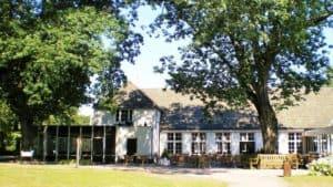 Hotel Mennorode in Elspeet, Gelderland, Nederland