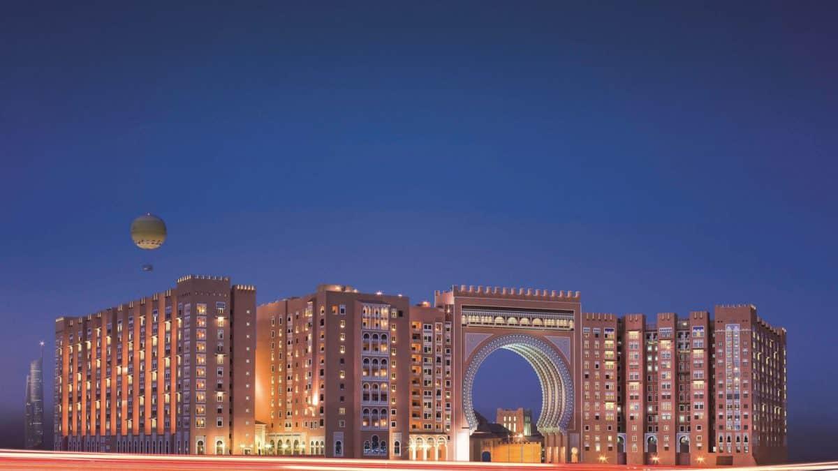 Mövenpick Ibn Battuta Gate Dubai in Dubai, Dubai, Verenigde Arabische Emiraten