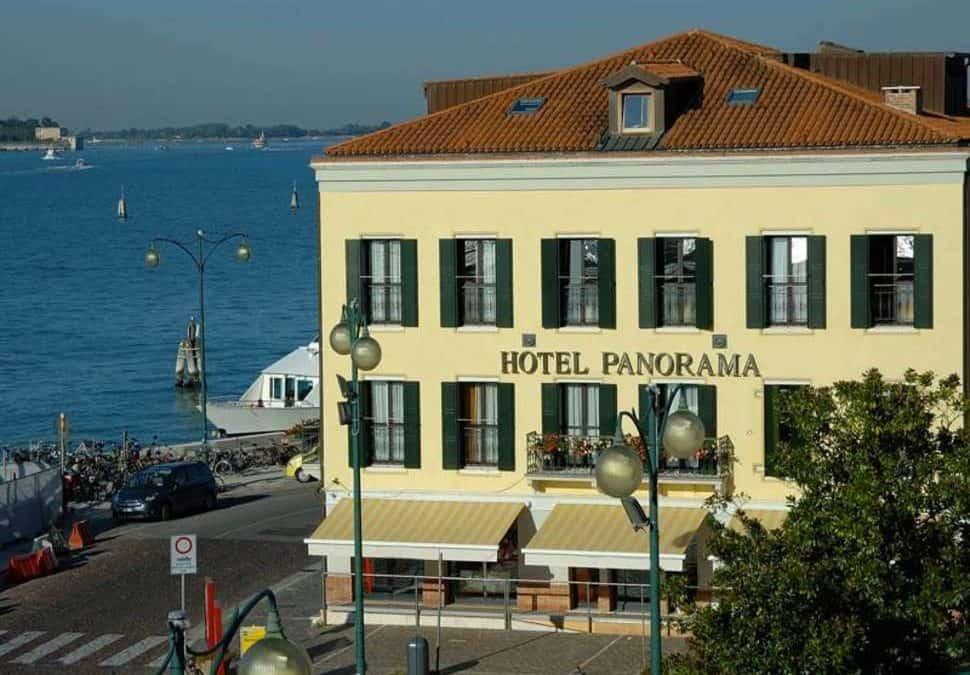 Hotel Panorama in Venetië, Veneto, Italië