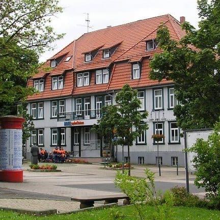 Hotel Villa OpdenSteinen in Goslar, Nedersaksen, Duitsland