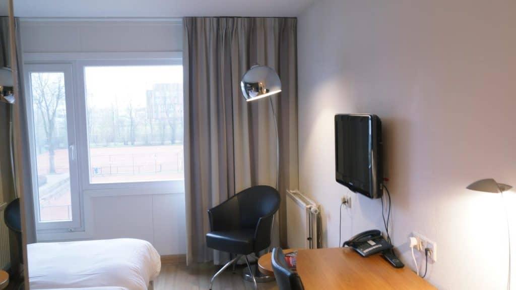 Hotelkamer van Fletcher Resort-Hotel Zutphen in Zutphen, Gelderland, Nederland