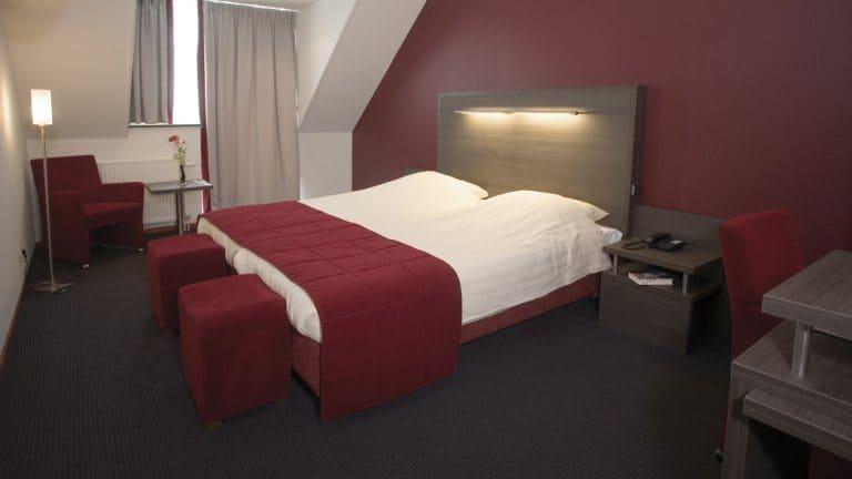 Hotelkamer van Moeke Mooren in Appeltern, Gelderland, Nederland