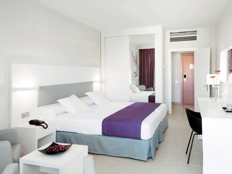 Hotelkamer van Sentido Gran Canaria Princess in Playa del Inglés, Gran Canaria, Spanje