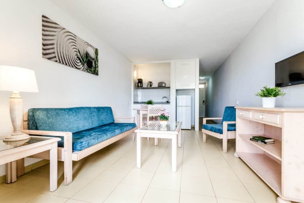 appartement van Jardin Del Atlantico in Playa del Inglés, Gran Canaria, Spanje