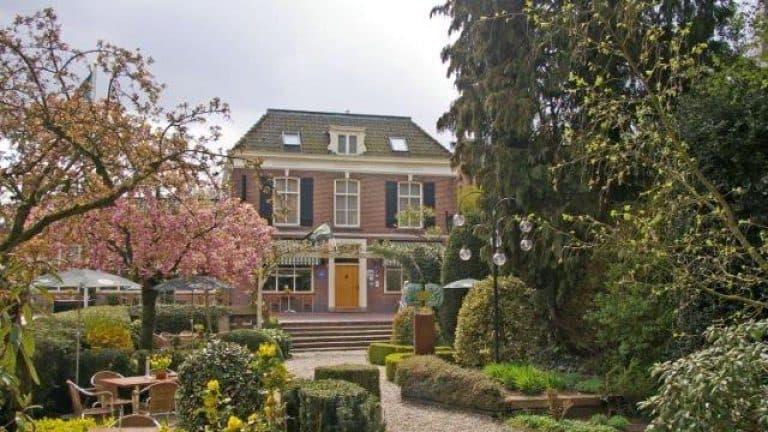 Landhotel De Hoofdige Boer in Almen, Gelderland, Nederland