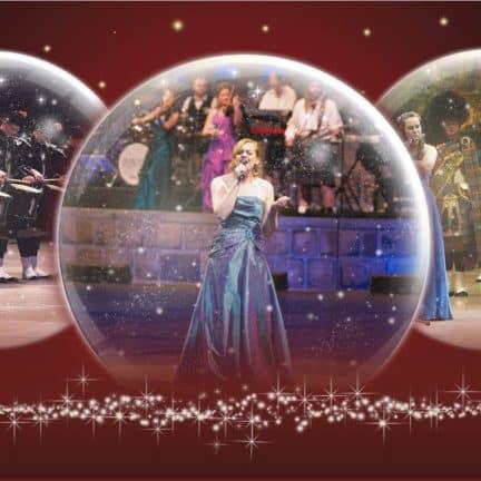 Music Show Scotland Auld Lang Syne