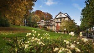 Parkhotel Valkenburg in Valkenburg, Limburg, Nederland