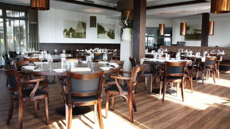 Restaurant van Moeke Mooren in Appeltern, Gelderland, Nederland