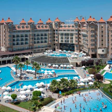 Side Mare Resort & Spa in Side, Turkse Rivièra, Turkije