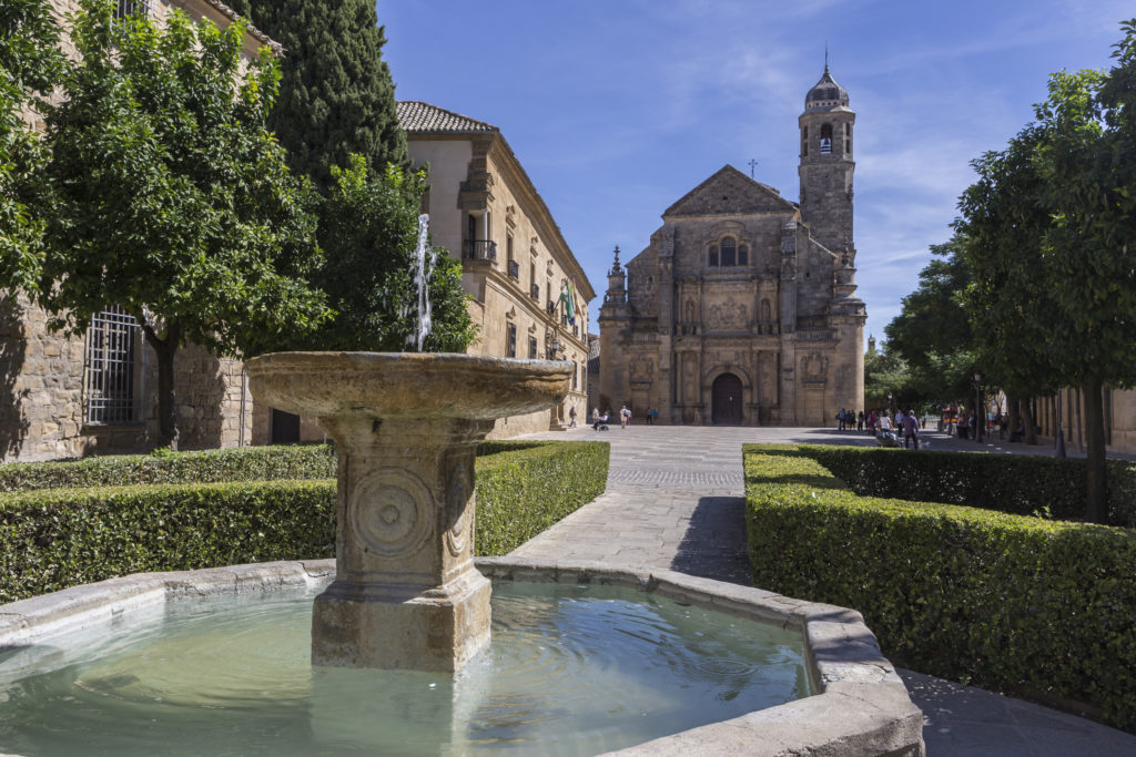 Ubeda in Andalusie, Spanje