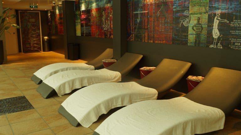 Wellness van Fletcher Resort-Hotel Zutphen in Zutphen, Gelderland, Nederland