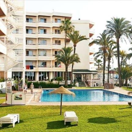 Appartementen Bajondillo in Torremolinos, Costa del Sol, Spanje