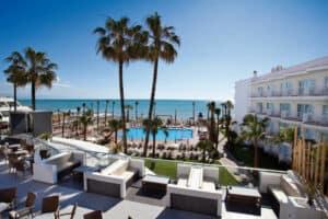 Hotel Riu Nautilus in Torremolinos, Costa del Sol, Spanje