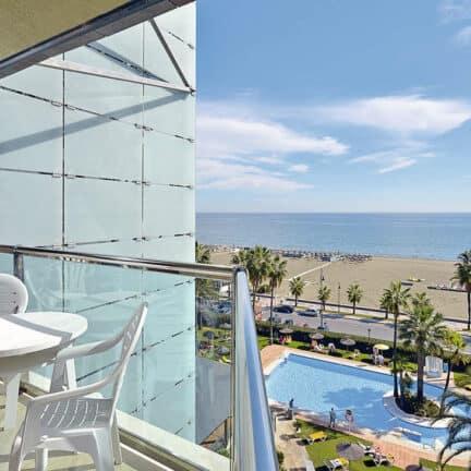 Ligging van Hotel Sol Principe in Torremolinos, Costa del Sol, Spanje