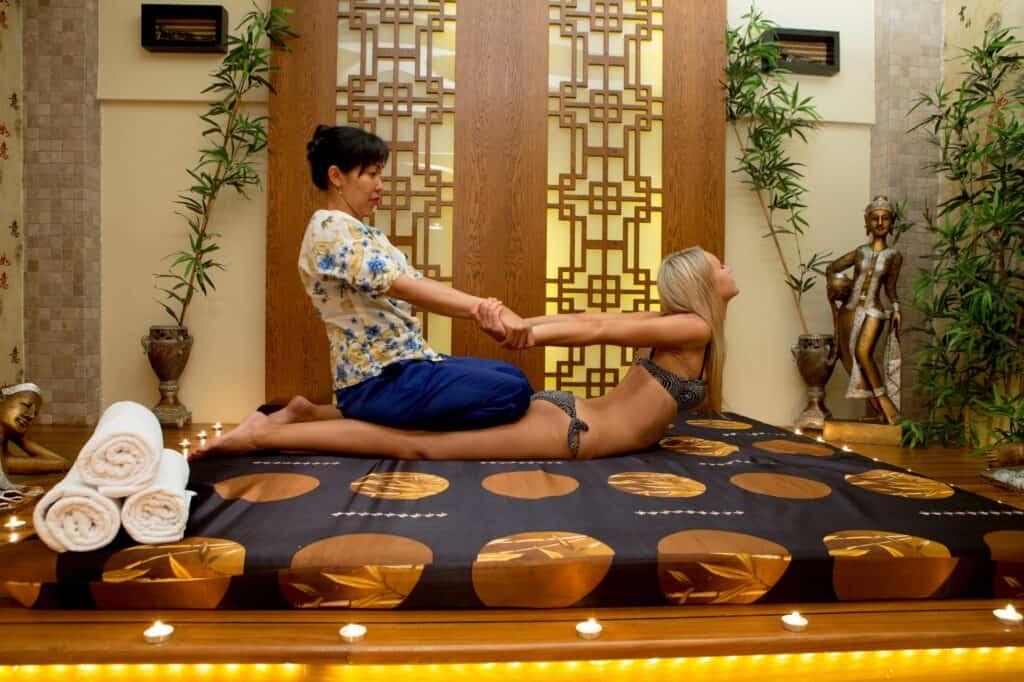 Massage van Fame Residence Lara & Spa in Lara Beach, Turkse Rivièra, Turkije
