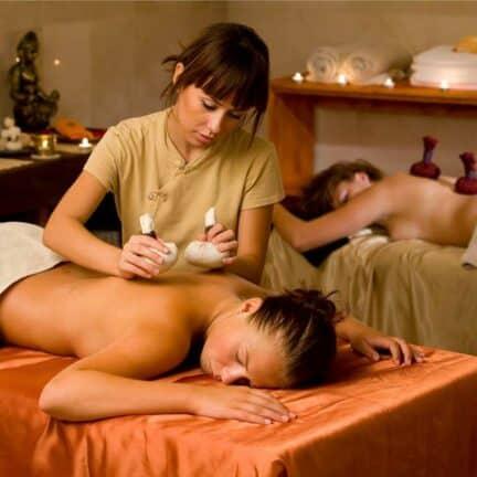 Massage van Gloria Palace Amadores Thalasso & Hotel in Puerto Rico, Gran Canaria, Spanje
