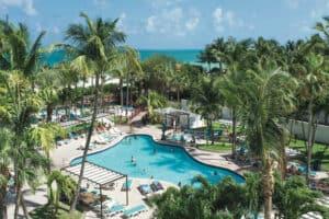 Riu Plaza Miami Beach in Miami Beach, Florida, Verenigde Staten