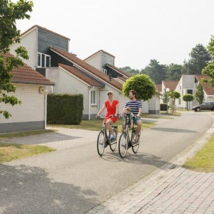 Roompot Resort Arcen in Arcen, Limburg, Nederland