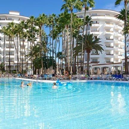 Suneo Club Waikiki in Playa del Inglés, Gran Canaria, Spanje