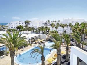 Aparthotel Costa Mar in Puerto del Carmen, Lanzarote, Spanje