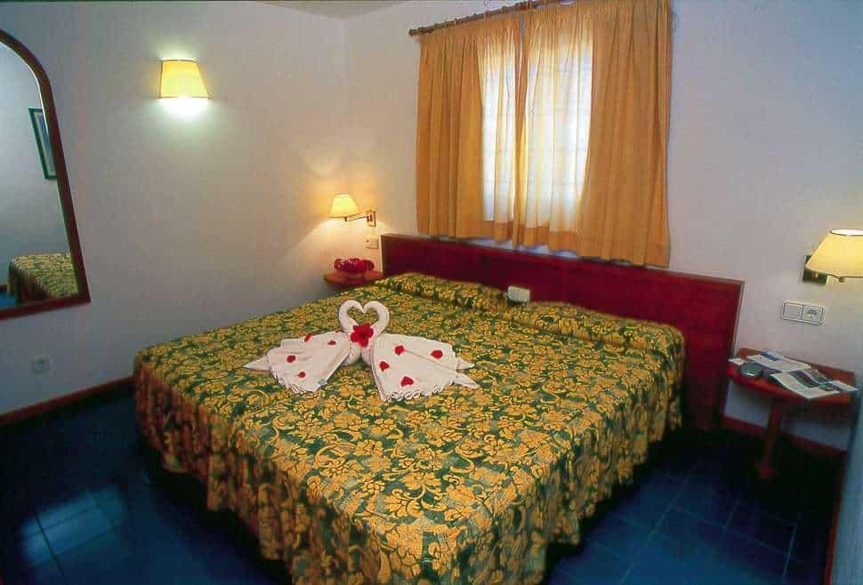 Appartement van Aparthotel Costa Mar in Puerto del Carmen, Lanzarote, Spanje
