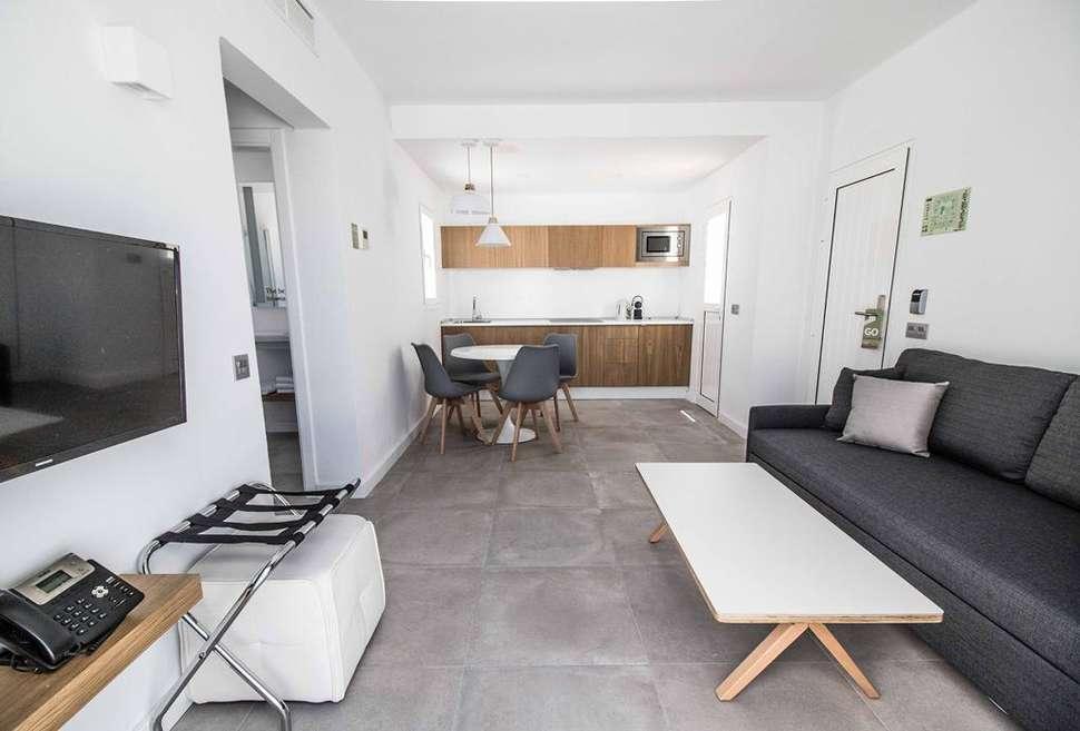 Appartement van Guinate Club in Puerto del Carmen, Lanzarote, Spanje
