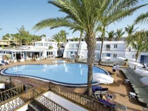 Appartementen Fariones in Puerto del Carmen, Lanzarote, Spanje