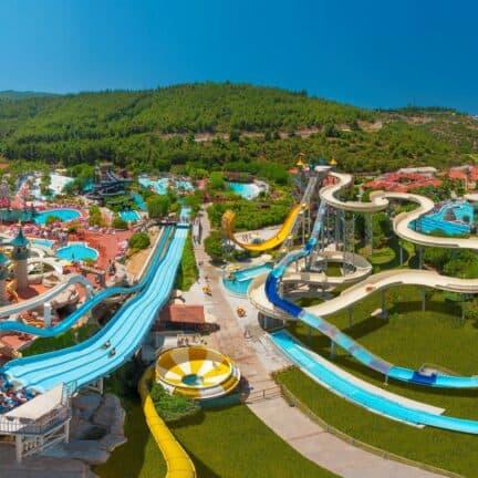Aqua Fantasy Aquapark Hotel & Spa in Kusadasi, Noord-Egeïsche Kust, Turkije