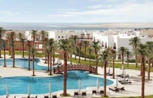 Hilton Marsa Alam Nubian Resort in Marsa Alam, Rode Zee, Egypte