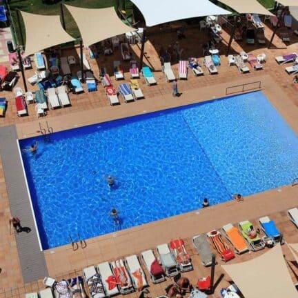 Hotel Helios Benidorm in Benidorm, Costa Blanca, Spanje
