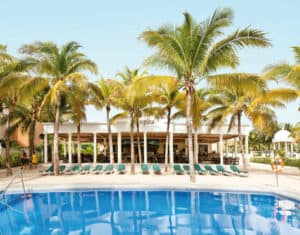 Hotel Riu Lupita in Playa del Carmen, Quintana Roo, Mexico