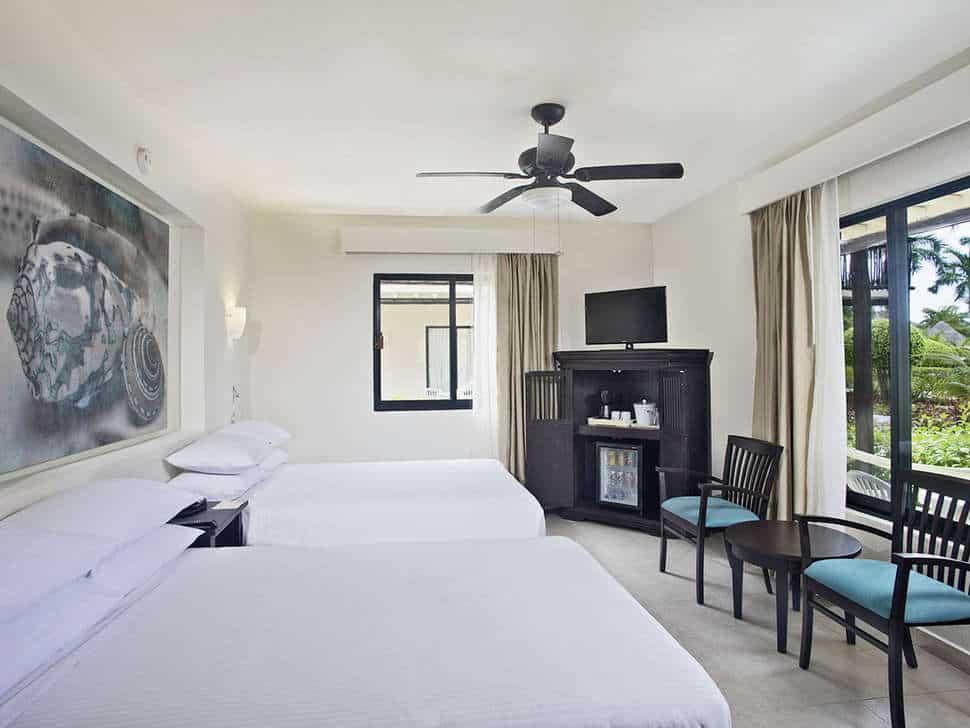Hotelkamer van Allegro Cozumel in Cozumel, Quintana Roo, Mexico