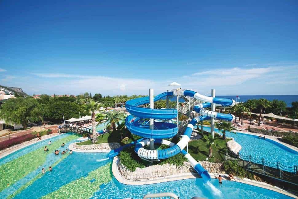 Limak Limra Hotel Resort in Kemer, Turkse Rivièra, Turkije