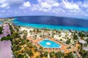 Plaza Beach Resort Bonaire in Kralendijk, Bonaire, Bonaire