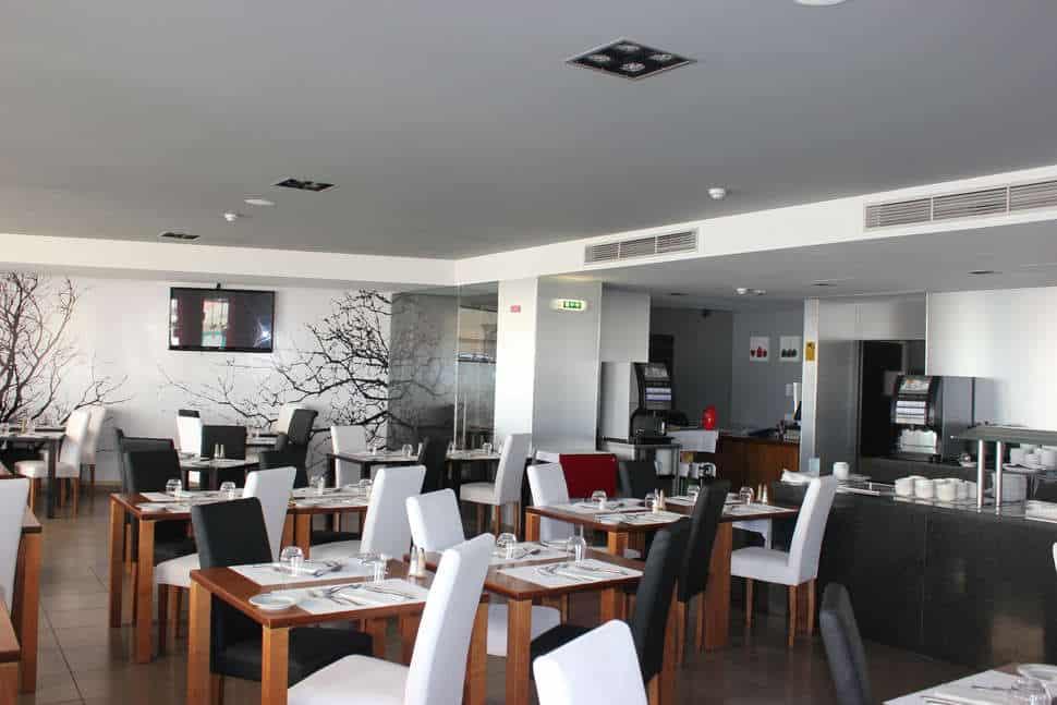 Restaurant van Rocamar Exclusive Hotel & Spa in Albufeira, Algarve, Portugal