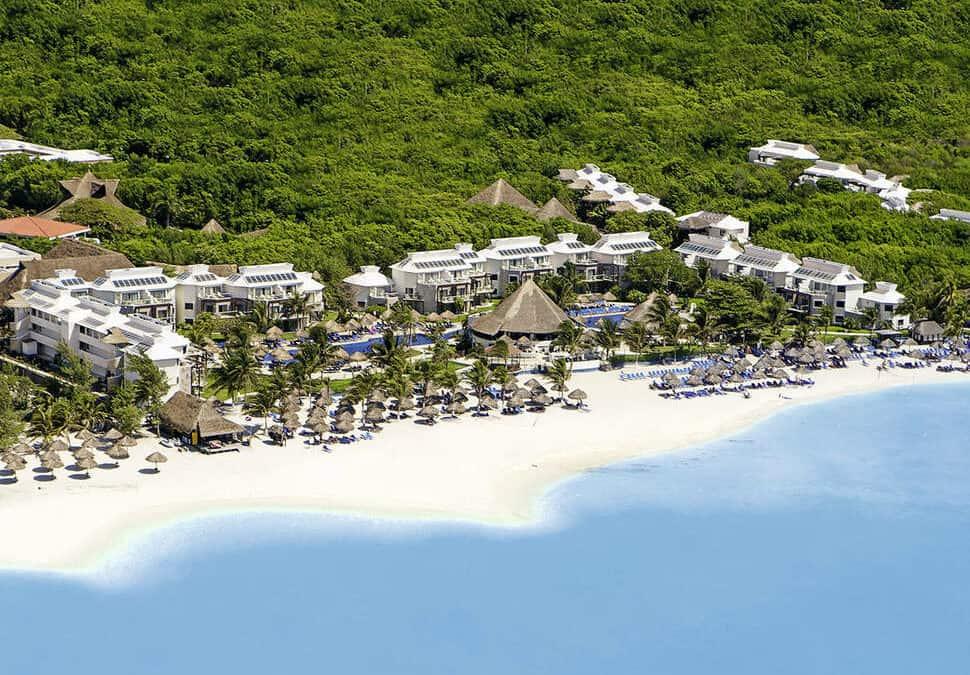 Sandos Caracol Eco Resort in Playa del Carmen, Quintana Roo, Mexico