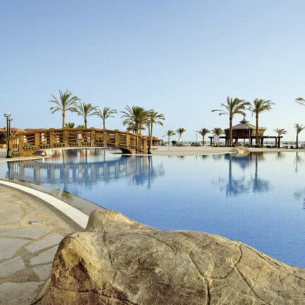 Sentido Oriental Dream Resort in Marsa Alam, Rode Zee, Egypte