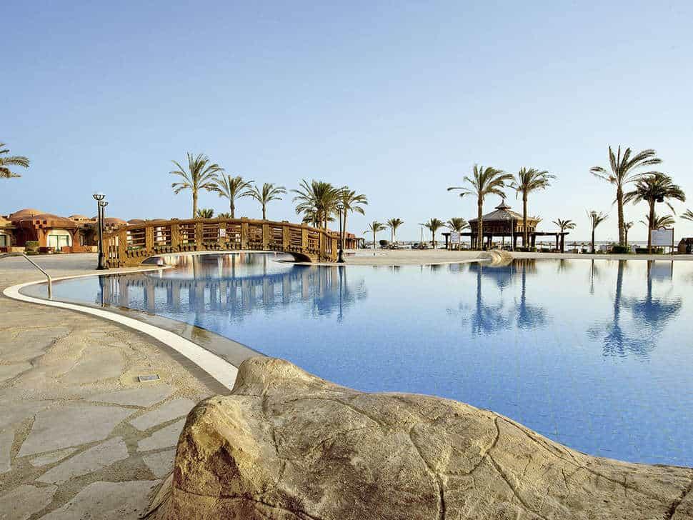 Sentido Oriental Dream Resort in Marsa Alam, Rode Zee, Egypte