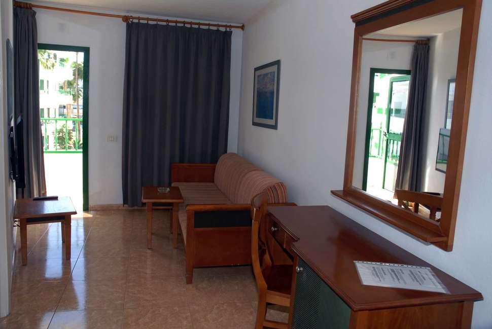 Appartement van Las Faluas in Playa del Inglés, Gran Canaria, Spanje