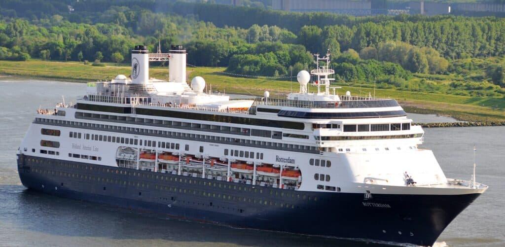CruiseschipMS Rotterdam